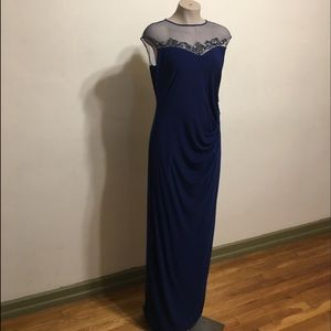 Dresses & Skirts - Royal blue gown